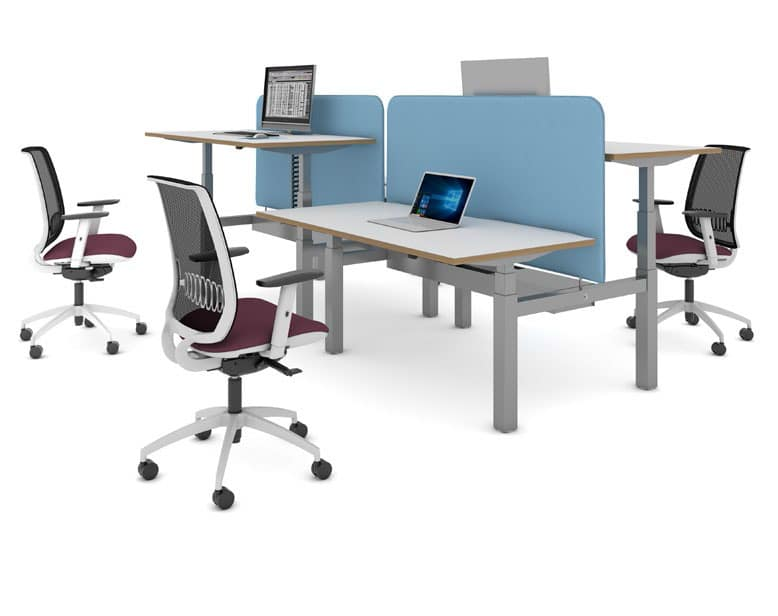 Sit to Stand Desking